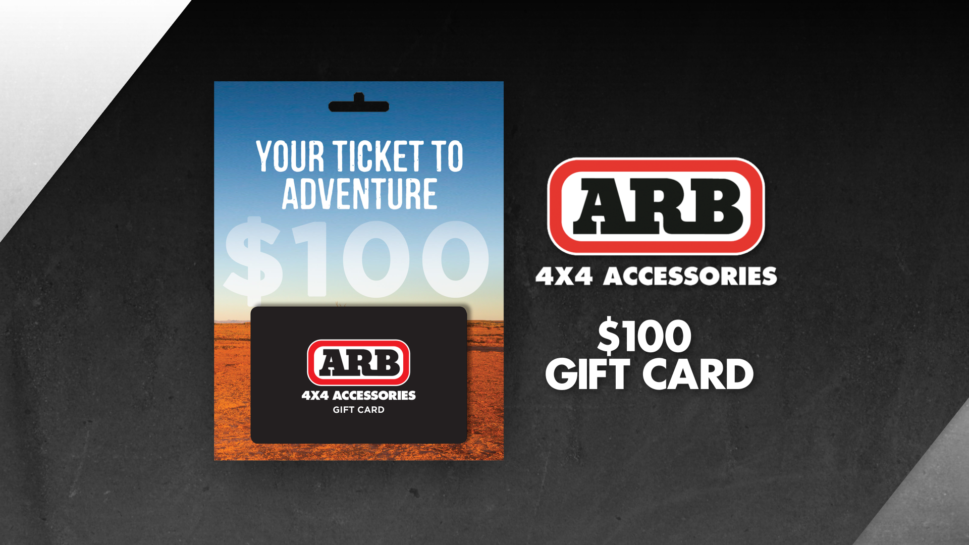 Weekly Prizes from ARB